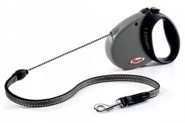 retractable cord dog leash